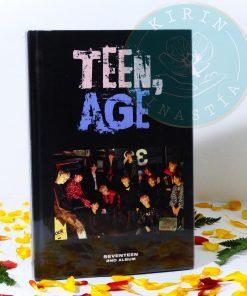 SEVENTEEN: Teen, Age -RS Ver - 2nd Album